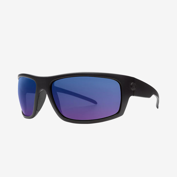 Electric Sunglasses Tech One XL S Polarized Plus Matte Black/Blue Polarized Plus