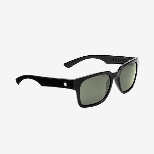 Electric Sunglasses Zombie Polarized Gloss Black/Polarized Grey