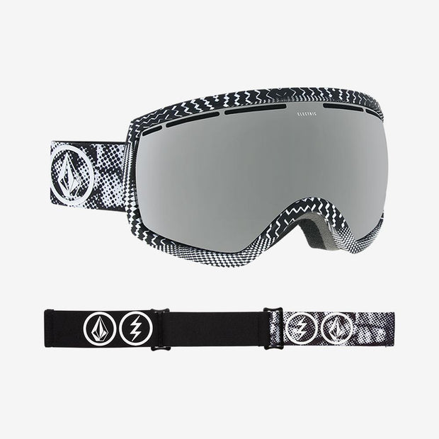 Electric Volcom Co-Lab Brose/Silver Chrome