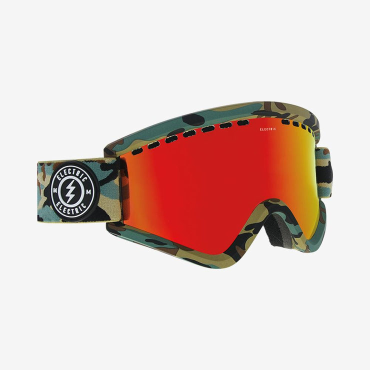 Electric EGV Camo Brose/Red Chrome