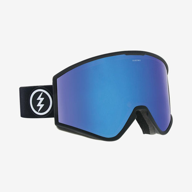 Electric Kleveland Matte Black Brose/Blue Chrome