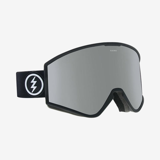 Electric Kleveland Matte Black Brose/Silver Chrome