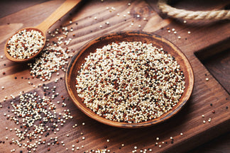 image for Healthy Ingredients for Your Pet: Quinoa