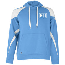 Load image into Gallery viewer, [K4SH] Pullover Hoodie - University Blue/White / S - Sweatshirts