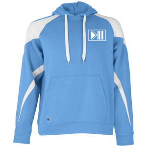 [K4SH] Pullover Hoodie - University Blue/White / S - Sweatshirts
