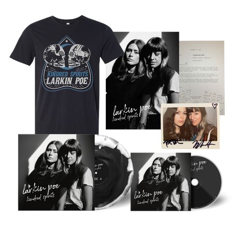 Kindred Spirits Limited Edition Signed LP Super Bundle - PREORDER