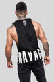 Ravage Original Text Wrap Muscle Tee