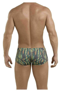 clever Clever Boxers Briefs UPTOWN Boy Latin StretchY Green 2393 6
