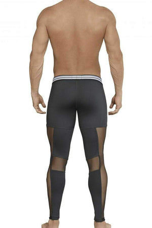 clever Clever Legging Colossal Long Pants Men Leggings Black 0313 4