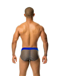Gigo Gigo Mens Underwear Men Brief Carnaly UnderGear Gray G01188 22