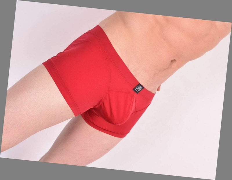Gregg Homme Boxer Brief Wonder Herren-Boxer Super Soft Canada Made Red 96105 31