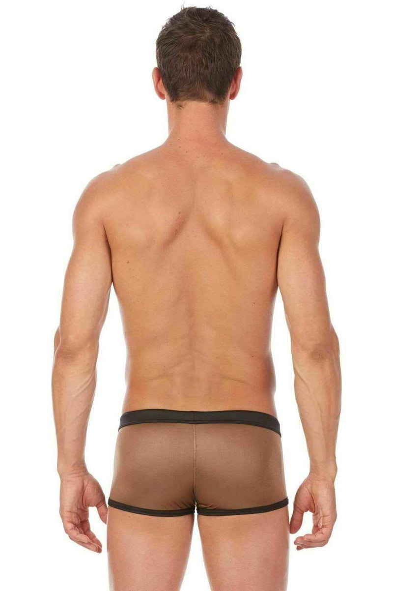 Gregg Homme Swimwear Short Hightides Swim Trunk Squarecut Copper 112835 183