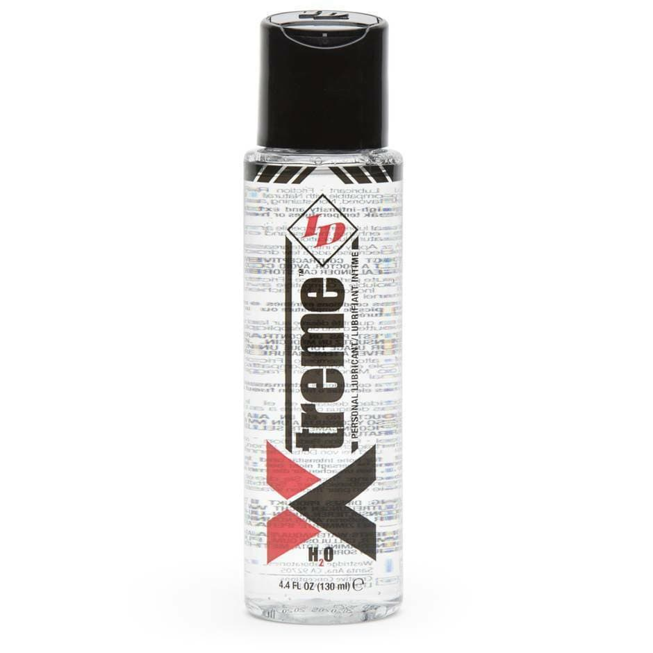 ID Lubricants ID Xtreme H2O Thick Water-Based Lubricant High Performance 4.4OZ / 130ML