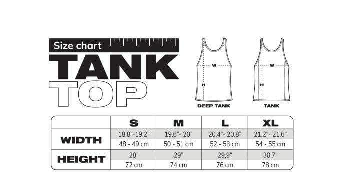PUMP! PUMP! TankTop Squad Camisole Fashion Cotton Tank Top Maximum Comfort 14019 P1