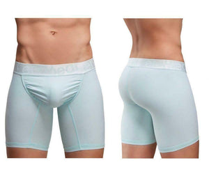 SexyMenUnderwear.com ErgoWear Long Boxer Brief FEEL XV Mid-Cut Pouch Mini Legging Trunk MINT 0986 22