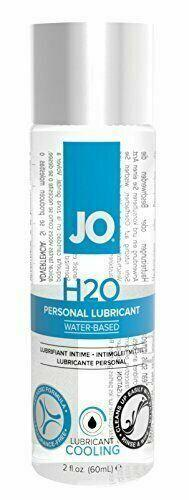 SexyMenUnderwear.com Jo H2O Lubricant Cooling Personel Lube Water-Based Refroidissant Lube 2oz - 60ml