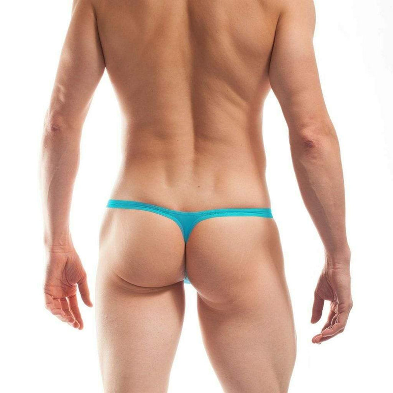 Wojoer WOJOER Herren Thong For Men String Pour Homme Aqua Beach G-String 320b15 3