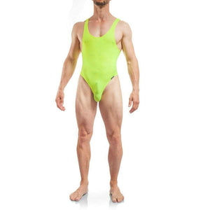 Wojoer WOJOER TangaBody Made In Germany Mens Swimwear Sexy Beach String Yellow 320s5 4