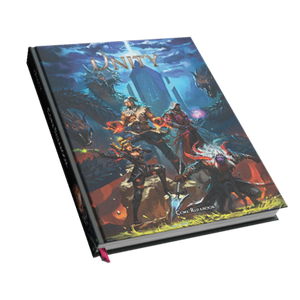 Unity RPG Hardcover Core Rulebook (Includes Digital PDF)