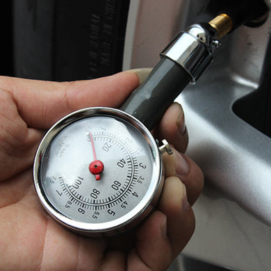 Premium Tire Pressure Gauge For Automobile