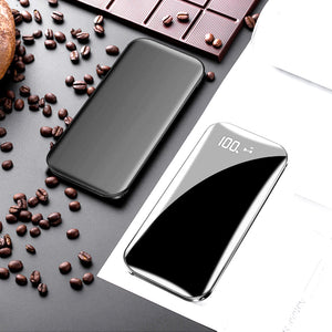 Wireless portable multi-mode 10000mAh mobile power bank(Free shipping)
