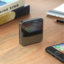 Load image into Gallery viewer, Mini Power Bank 20000 mAh Portable Charger External Battery PowerBank for Mobilephone