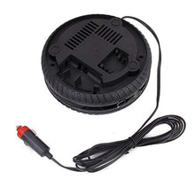 Load image into Gallery viewer, DC 12V Portable Electric Mini Tire Inflator Air Compressor Car Auto Pump