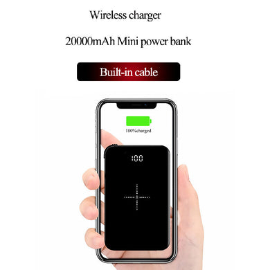 NOHON Wireless Charger 20000mAh Power bank