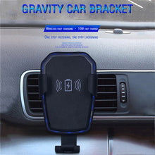 Load image into Gallery viewer, Gravity car phone wireless charging bracket