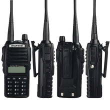Load image into Gallery viewer, Military quality high power dual-band wireless handheld walkie-talkie
