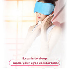 Load image into Gallery viewer, Charging heating steam eye protection mask- Get free Ice packs and earplugs