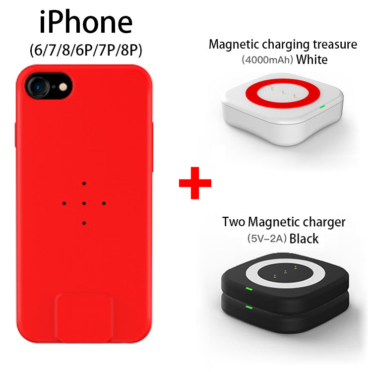 The third generation of mini magnetic charging treasure.