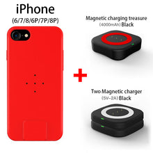 Load image into Gallery viewer, The third generation of mini magnetic charging treasure.