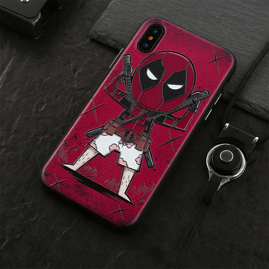 Marvel hero iphone &OPPO phone case