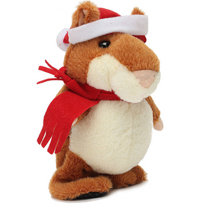 Christmas gifts will imitate talking hamster pets