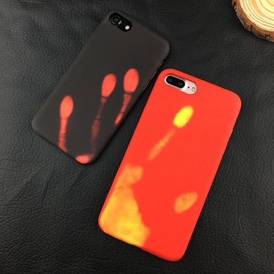 Thermochromic  iPhone phone case