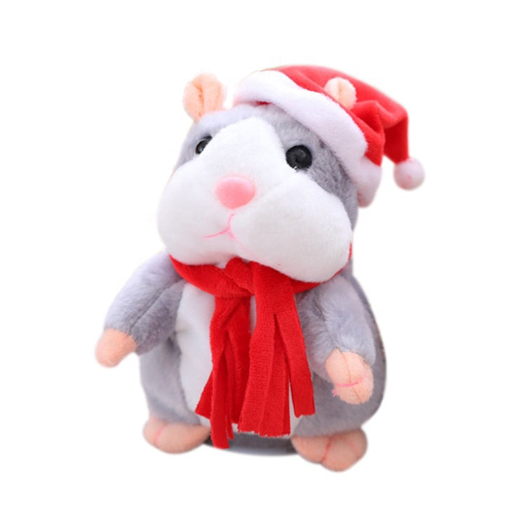 3003a23e5932 ... Load image into Gallery viewer, Christmas gifts will imitate talking  hamster pets ...
