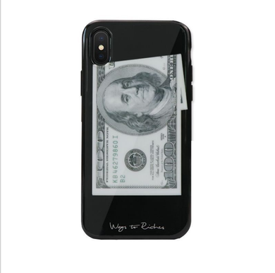 iPhone  money phone case