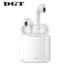 Load image into Gallery viewer, Hot Sell I7S Mini Wireless Bluetooth Earphone With Charging Box Mic For All Smart phone