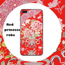 Load image into Gallery viewer, Palace-style engraving iPhone flexible phone case - limited time discount,get free renewable cable!