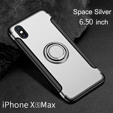 Load image into Gallery viewer, The 2nd just - $4.55 Never Broken 10M Fall - iPhone Case With Back 360 Rotating Ring Holder