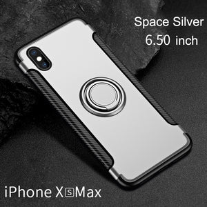 The 2nd just - $4.55 Never Broken 10M Fall - iPhone Case With Back 360 Rotating Ring Holder