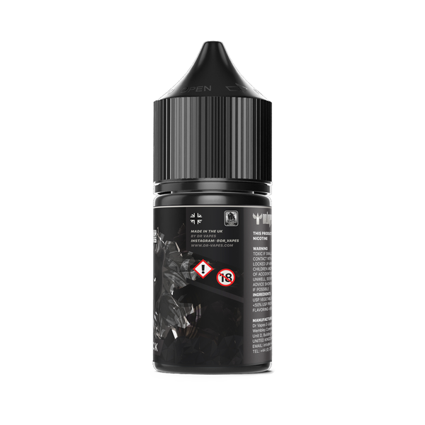 Black 30ml Salt