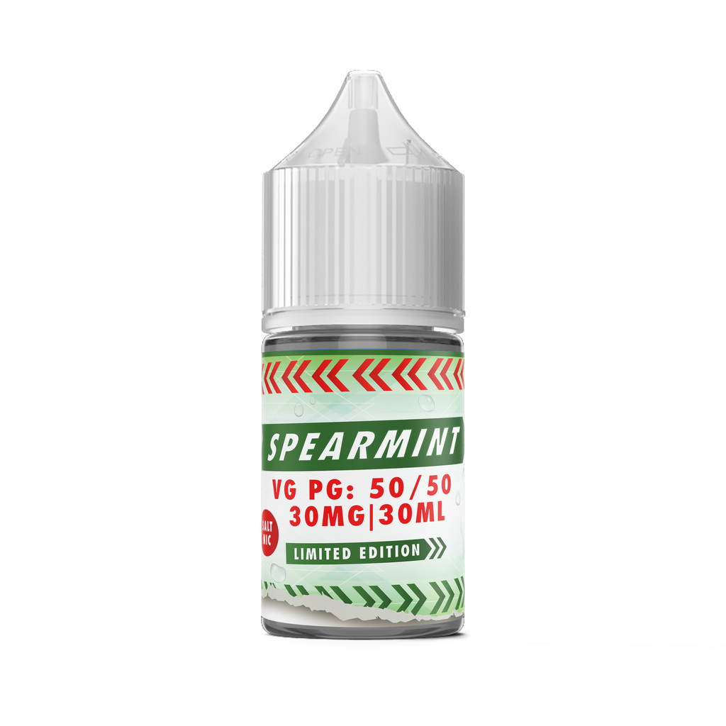 Spearmint 30ml Salt