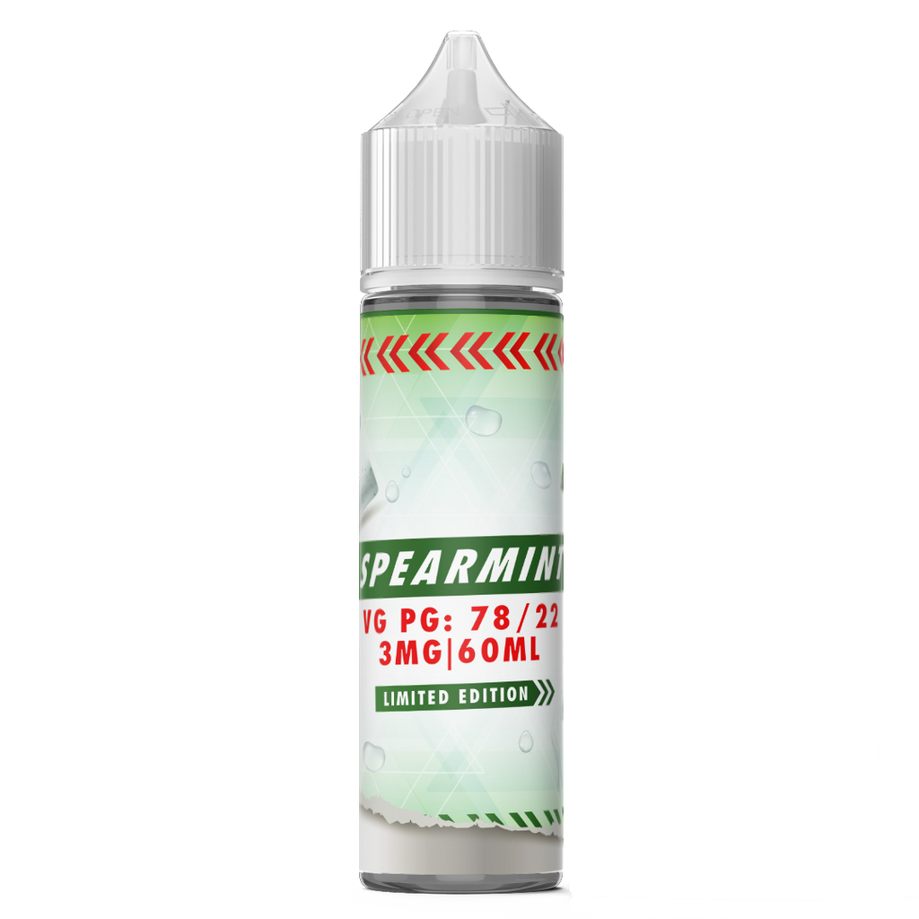 Spearmint (FREEBASE)