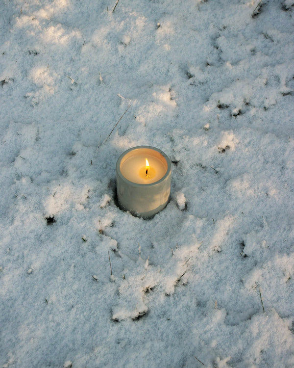 White Forest (Scented Candle)