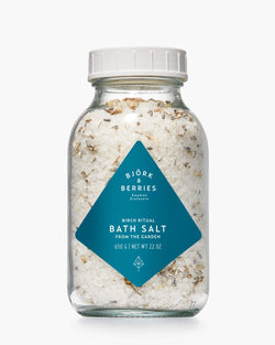 Bath Salt (from the Garden)