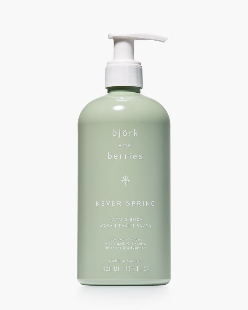 Never Spring (Hand & Body Wash)