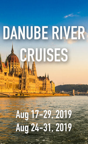 Danube River Cruise Aug 2019