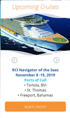 RCI Navigator Of the Seas Nov 2019